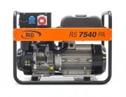 бензиновые генераторы IP54